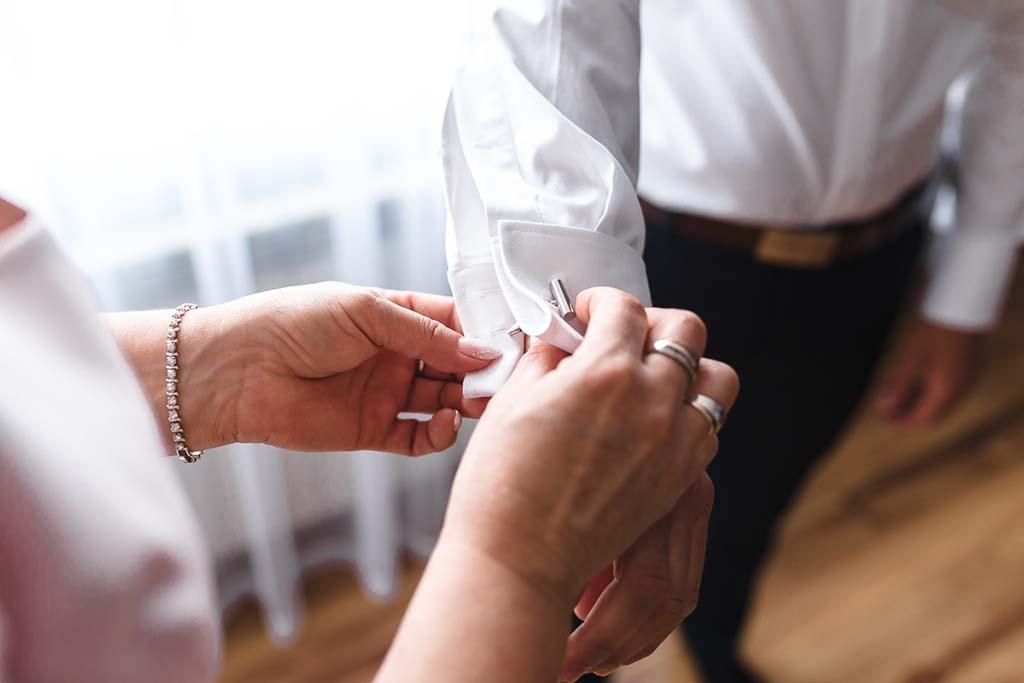 Zdjęcia z przygotowań ślubnych rzeszów