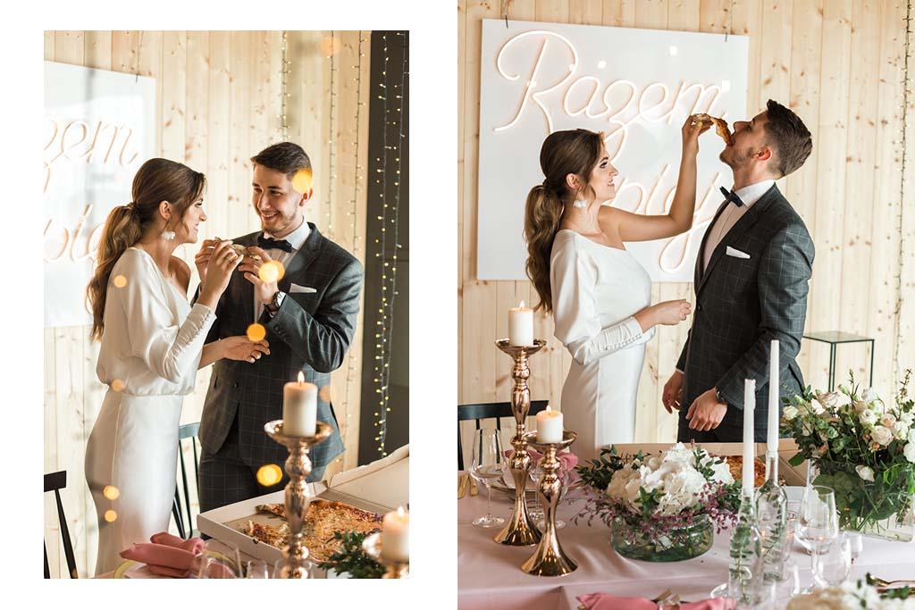 stylizowana sesja ślubna rzeszów