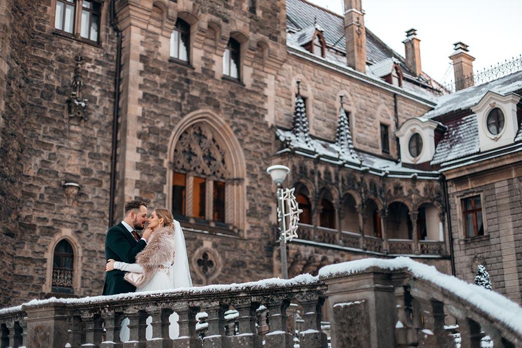 plener ślubny - propozycje